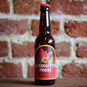 La Choulette fraise 33cl
