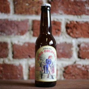 Biere Choulette Sans culotte blonde corsee 33cl